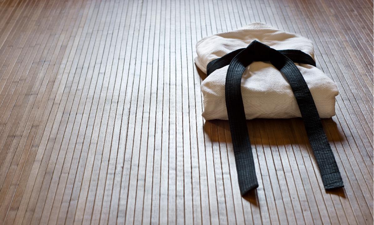 Black Belt, dojo, Aikido, Martial Art Training