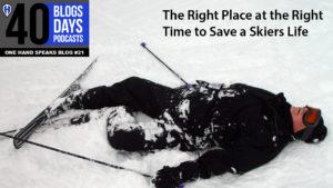 Ski, Snowboard, Ski Patrol, storytelling, blog, toastmasters, disability, Salt Lake City, Utah, Snowbird Ski Resort