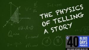 Physics, University of Washington, Inspiration, Blog, Storytelling