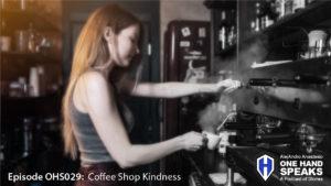 barista, coffee, espresso, kindness, disability, blog, Java Hyde Park, Coffee shop, storytelling