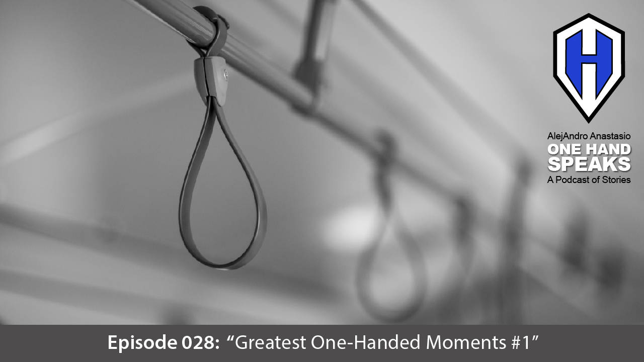 Greatest One-Handed Moments #1 – OHS028