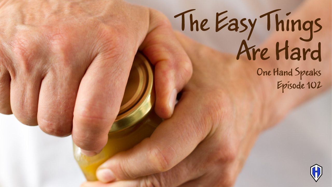easy, podcast, storytelling, disabled thinking, aikido