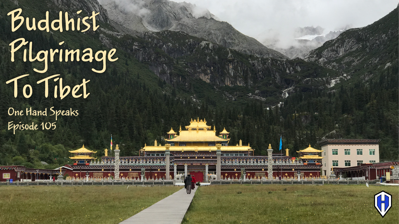 Tibet, Lhasa, Buddhism, Pilgrimage, Vajrayana, Yeshe Tsogyal, Padmasambhava, Storytelling, Podcast