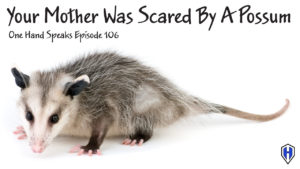 storytelling, podcast, possum, one hand, indiana, soup kitchen, restitution