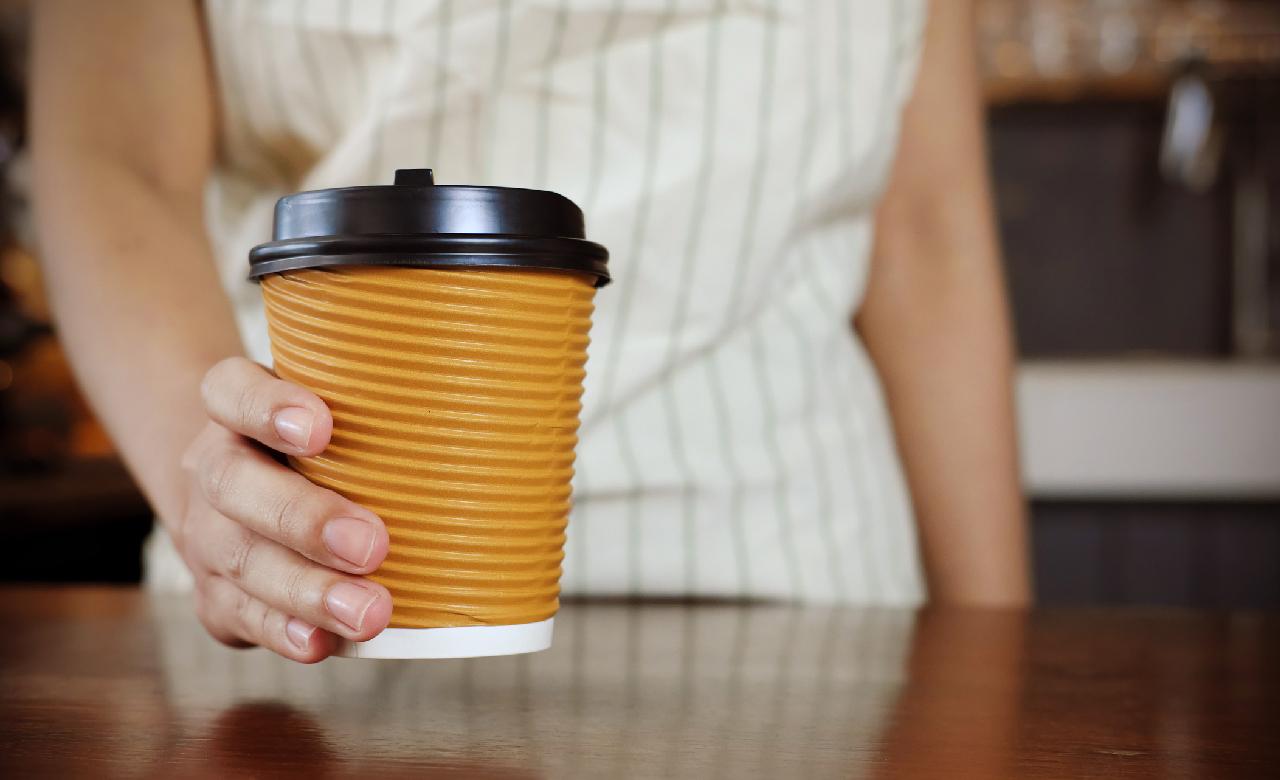 Barista, coffee shop, coffee, disability, one hand, blog, storytelling