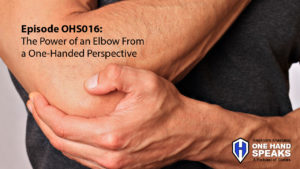 broken bone, clavicle, podcast, disability, one hand, elbow, storytelling