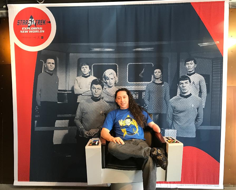 Museum of Pop Culture, MPop, Seattle, Washington, Star Trek, Science Fiction