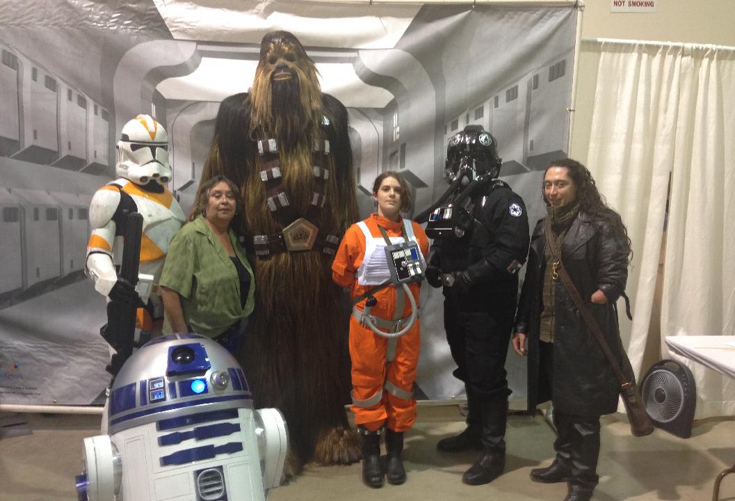 Tree City Comic Con, Comic Con, Star Wars, Science Fiction, Family Tradition