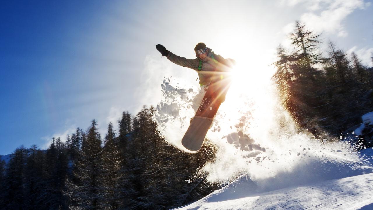 Bogus Basin Ski Resort, Boise, Idaho, Snowboarding