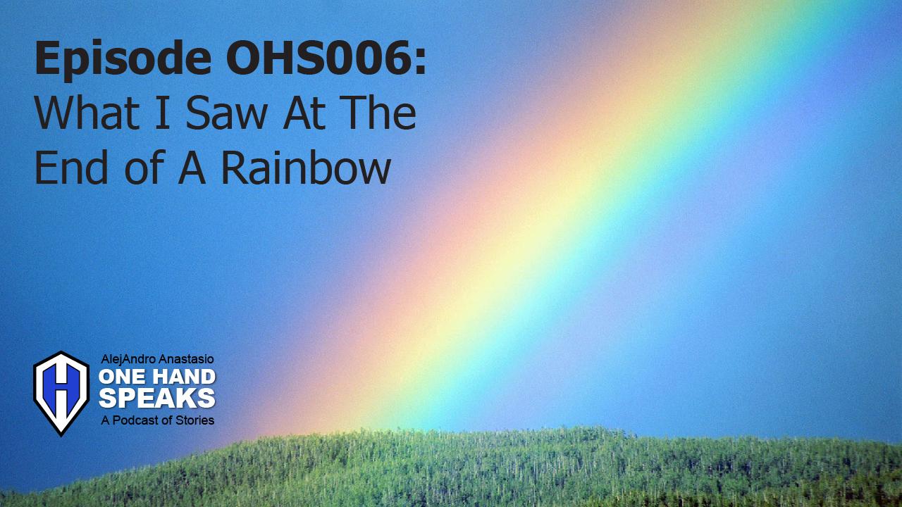 Rainbow, Buddhism, Vajrayana, Podcast, Storytelling, Disability